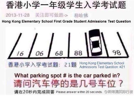 coche y parking